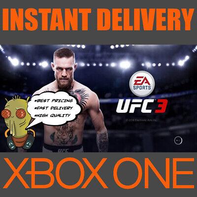 UFC 3 Xbox One comprar usado  Enviando para Brazil