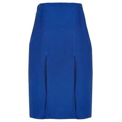Milverton House School uniform Skirt Size 30/22 New Free Shipping