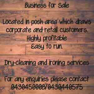 Dry-cleaning Business for Sale Ellenbrook Swan Area Preview