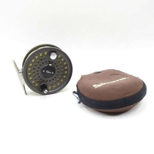 Orvis Battenkill Disc 5/6 Fly Fishing Reel. Made in England.