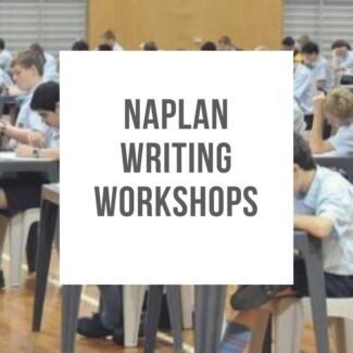 Year 7 & 9 NAPLAN Holiday writing classes