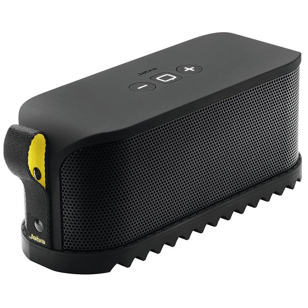 Jabra SOLEMATE - Wireless Bluetooth Portable Speaker - Black