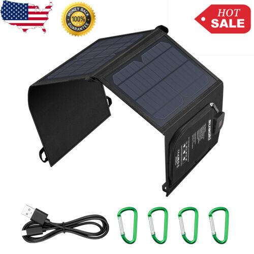 21w usb solar panel power bank