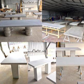 Bar & Dining tables, Counter tops, Kitchen & Restaurants.