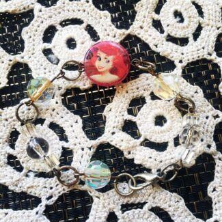 Vintage Ariel The Little Mermaid Bracelet