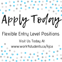 Customer Sales & Service - Fall Student Work Positions
