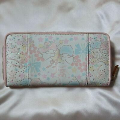 Little Twin Stars Kikirara Long Wallet Punching Series Sanrio Spring Popularity  for sale  Shipping to United States