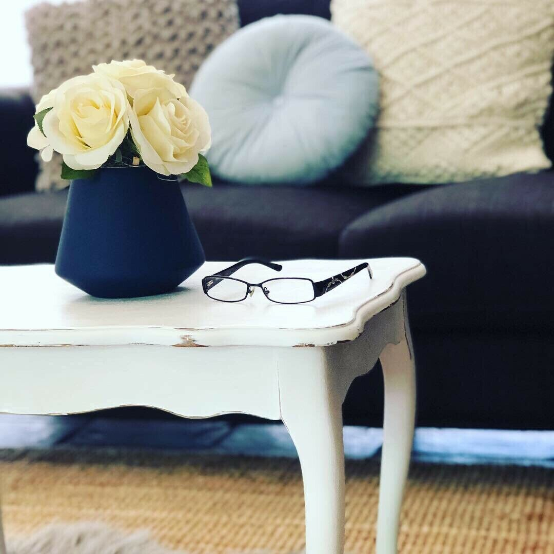 Coffee table french provincial hamptons farmhouse style