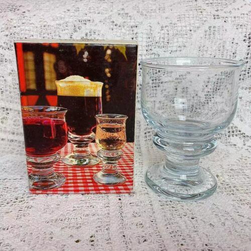 Mid Century Copenhagen Holmegaard Glass Denmark Original Box