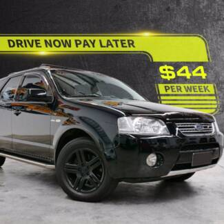 $44pw - warranty, rego, roadside, RWC - 2005 Ford Territory Ghia Williamstown North Hobsons Bay Area Preview