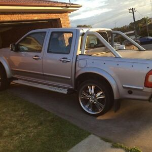 Holden rodeo 2003 Shortland Newcastle Area Preview