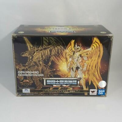 Saint Seiya Myth Cloth EX Sagittarius Aioros God Cloth Soul Of Gold Set Bandai segunda mano  Embacar hacia Mexico