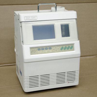 Shimadzu Cgt-7000 Portable Infrared Gas Analyzer Co Co2 O2 Ch4 -0.5 2
