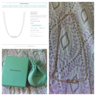 Tiffany and co necklace  Hornsby Hornsby Area Preview