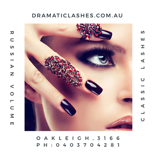 Dramatic Lashes Oakleigh Monash Area Preview