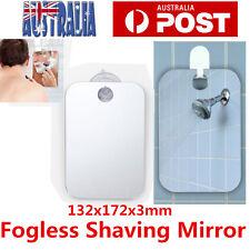 Fogless Shaving Bathroom 17 X 13cm Mirror