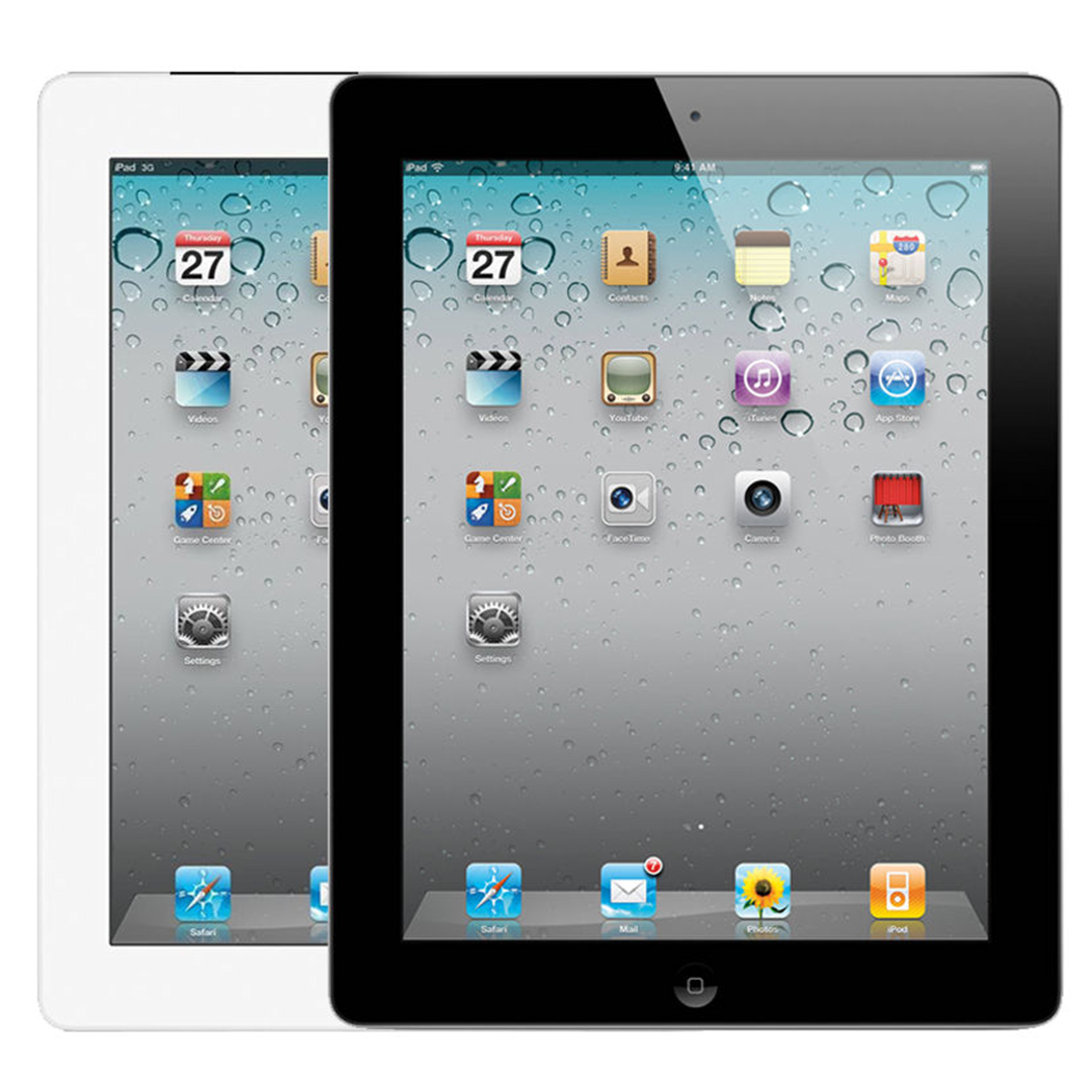 Ipad - Apple iPad 4 32GB Verizon GSM Unlocked Wi-Fi + Cellular - Black & White
