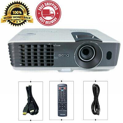 Benq MX711 DLP Projector 3200 ANSI HD HDMI - bundle