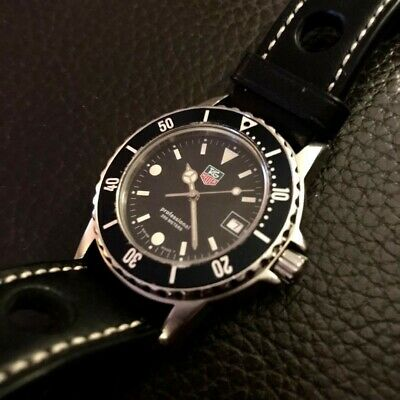 Tag Heuer Professional 200 Meters  Divers Watch - Vintage circa 1980s, used for sale  Shipping to South Africa