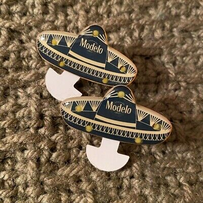Modelo Especial Beer | Sombrero Light-Up Pins | Set of 2