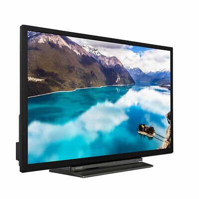 Toshiba 32WD3A63DB 32 Inch HD Ready Smart LED TV DVD Combi Freeview Play C Grade