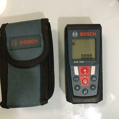 Bosch Glm 7000 Laser Distance Measurer Meter 299 Feet 70 Meters Free Shipping