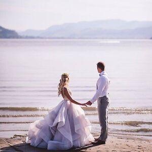 Hayley Paige Wedding Dress!