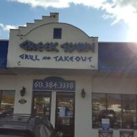Line Cooks needed at Greek Town Kingston