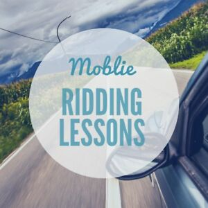 Mobile Riding lessons