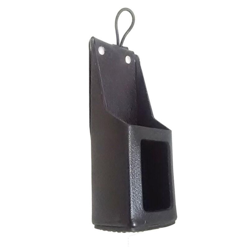 CaseGuys Heavy Duty Hard Leather Carry Case for Motorola Radio XTS5000 XTS3000
