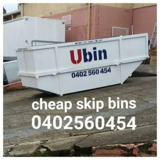 No 1 CHEAP SKIP BIN HIRE St Marys Penrith Area Preview