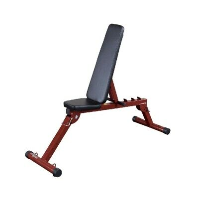 Body-Solid Best Fitness Flat Incline Decline Bench BFFID10 - Fitness Equipment