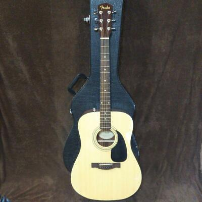 FENDER CD-60 acoustic guitar Japan rare beautiful vintage popular EMS F / S