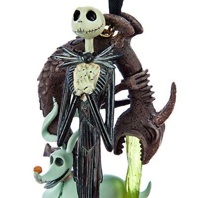Disney Jack Skellington Nightmare Before Christmas Sketchbook Ornament figure