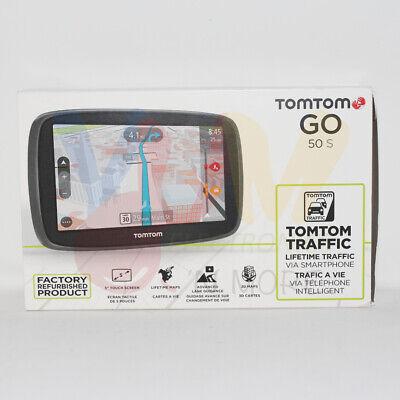 TomTom XXL 550T 5-inch Automotive GPS With Lifetime Traffic Updates