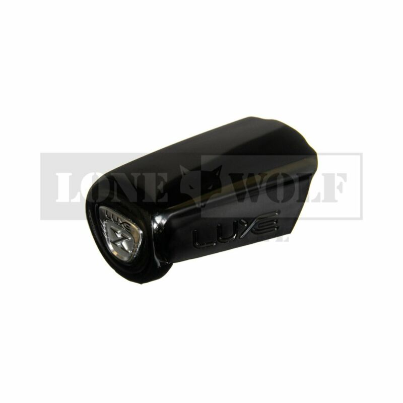 DLX Luxe X Tail Cover - Black