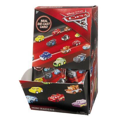 Disney Pixar Cars 3 Diecast Micro Mini Racers Blind Bag - Choose 5 or 10 PACKETS