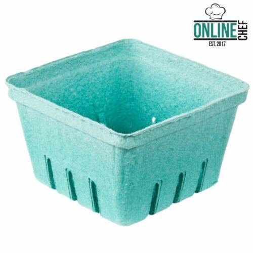 250 Berry Basket Pulp Quart Fruit Vegetable Garden Farm Market Produce Container