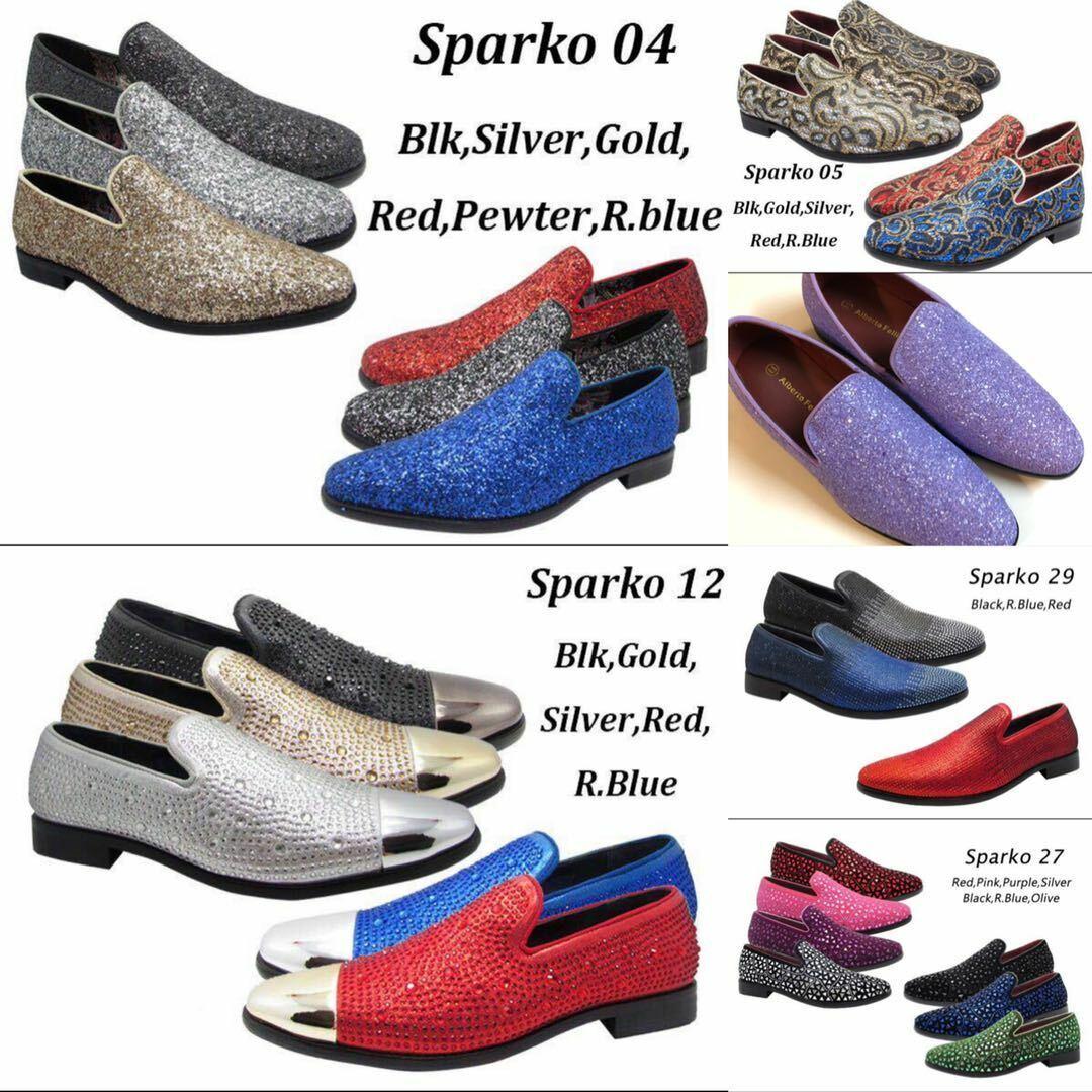 New Men Vintage Velvet Dress Shoes Tuxedos Loafers Slip On Classic Harell-5