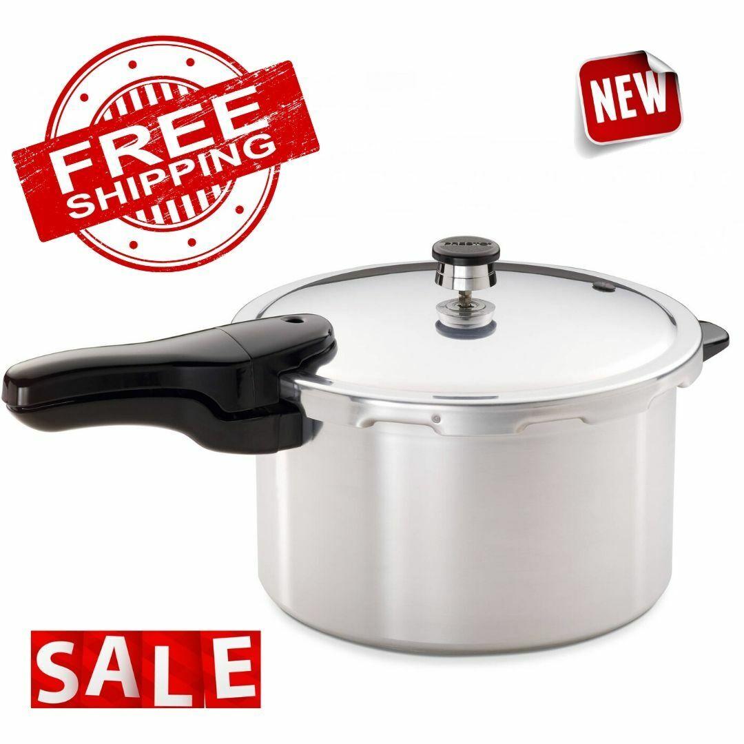 Finest By Presto 8 Qt Aluminum Cooker