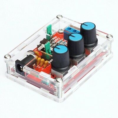Xr2206 Function Generator Diy Kit Sine Triangle Square Output 1hz-1mhz Moducase