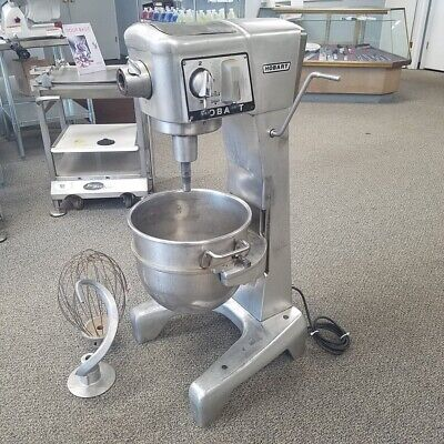 Hobart D300d Commercial Mixer 30 Qt Quart Deluxe Aluminum Body Rare.