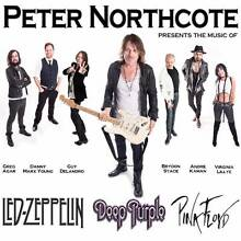 Peter Northcote live at the Basement Belrose Warringah Area Preview