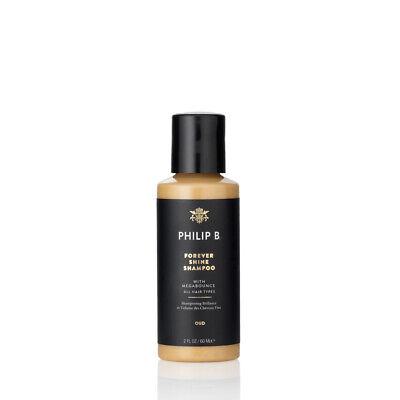 Philip B Forever Shine Shampoo with Mega Bounce 2 oz TRAVEL SIZE