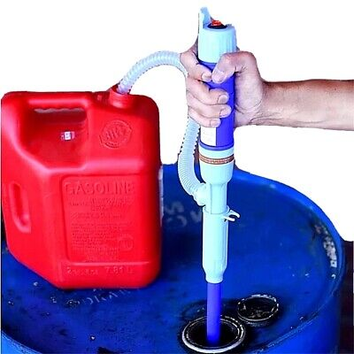 Fluid Extractor Pump Battery Suction Oil Fuel Water Transmission Transfer Hand