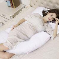 Love2sleep Big O Pillow Maternity Pregnancy Contoured Pillow - sleepynights - ebay.co.uk