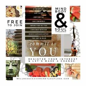 Mind Body & Soul Movement Challenge (Open globally) Lithgow Lithgow Area Preview