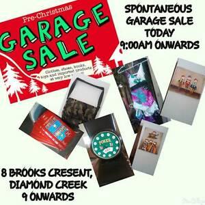 SPONTANEOUS  GARAGE SALE Diamond Creek Nillumbik Area Preview