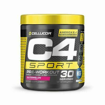 Cellucor C4 Sport Pre Workout Powder Sports Hydration & Energy, NSF Certified