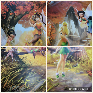 Wall print - Disney Fairies/Tinkerbell Yangebup Cockburn Area Preview